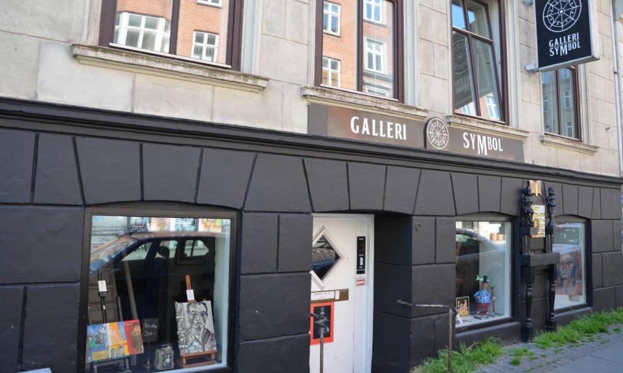 Galleri Symbol